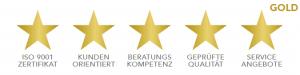 Sterne Gold